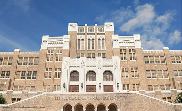 Historic Central High School, Little Rock